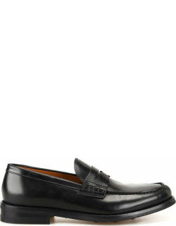 Doucals Penny Loafer Horse