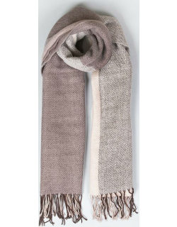 Dents Women's Ombre Woven Scarf In Mauve