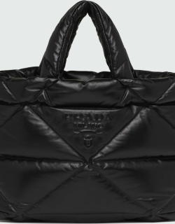 Puffy Napa Quilted Tote Bag
