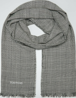 Men's Prince of Wales Scarf