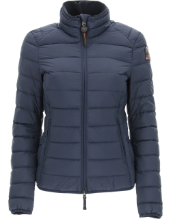 PARAJUMPERS GEENA SUPER LIGHT DOWN JACKET S Blue Technical
