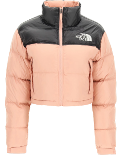 THE NORTH FACE 1996 RETRO NUPTSE DOWN JACKET S Black, Pink Technical