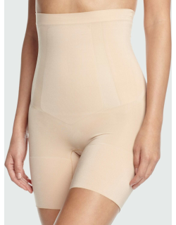 OnCore High-Waisted Mid-Thigh Shorts