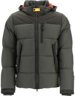 PARAJUMPERS LIDDESDALE HERITAGE JACKET S Green Technical