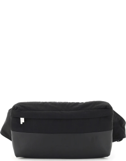 A COLD WALL CLASSIC UTILITY BELT BAG OS Black Leather, Synthetic