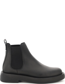 CLARKS MILENO CHELSEA BOOTS 7 Black Leather