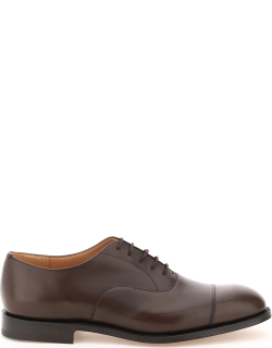 CHURCH'S CONSUL LACE-UPS 9 Brown Leather