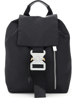 ALYX TANK BACKPACK OS Black Technical, Leather