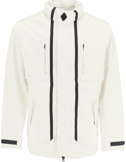 A COLD WALL TECHNICAL M65 FIELD JACKET S White, Black Technical