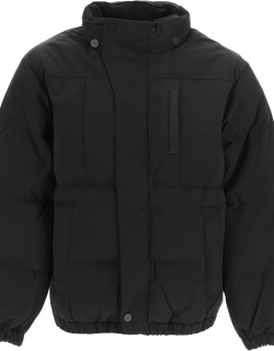 A COLD WALL CIRRUS DOWN JACKET S Black Technical