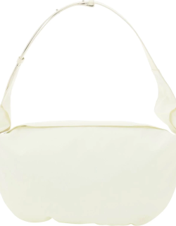 LOW CLASSIC RECYCLED FABRIC BAG OS White, Yellow Technical