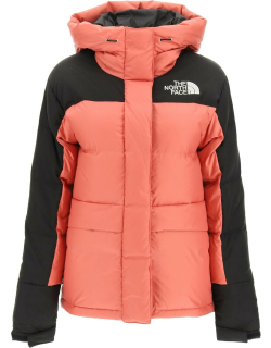 THE NORTH FACE HIMALAYAN DOWN JACKET 550 XS Pink, Black Technical