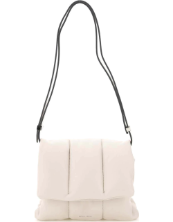 DANSE LENTE SETTEE BOOST LEATHER BAG OS White Leather