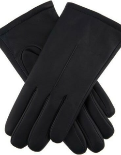 Dents Women's Single Point Leather Gloves In Royal