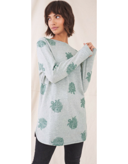 White Stuff Embroidered Fables Tunic