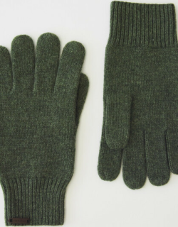 White Stuff Ribbed Knitted Gloves