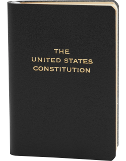 JoS. A. Bank Men's The United States Constitution & Related Documents, Black, One