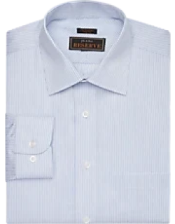 Reserve Collection Slim Fit Spread Collar Stripe Dress Shirt - Big & Tall CLEARANCE, by JoS. A. Bank