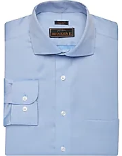Reserve Collection Slim Fit Cutaway Collar Woven Micro Stripe Dress Shirt - Big & Tall CLEARANCE, by JoS. A. Bank
