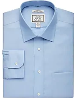1905 Collection Extreme Slim Fit Spread Collar Dress Shirt - Big & Tall CLEARANCE, by JoS. A. Bank