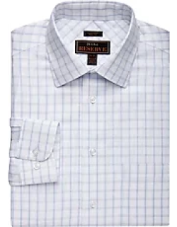 Reserve Collection Slim Fit Cutaway Collar Check Dress Shirt CLEARANCE, by JoS. A. Bank