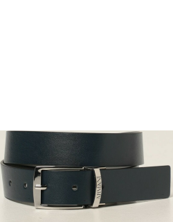 Reversible Emporio Armani belt in synthetic leather