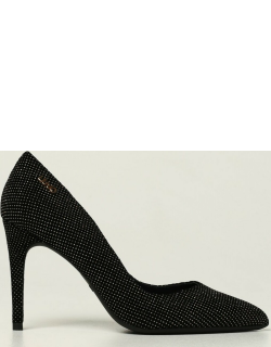 Vickie Liu Jo court shoes in suede