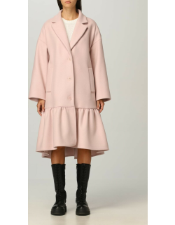 Coat RED VALENTINO Women colour Pink
