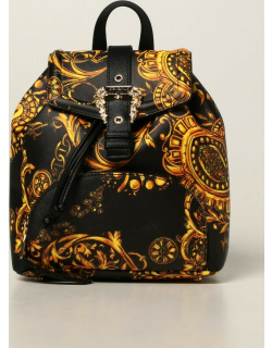 Versace Jeans Couture rucksack with Baroque print