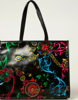Versace Jeans Couture bag in coated canvas