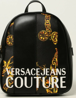 Versace Jeans Couture rucksack in smooth synthetic leather