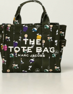 The Mini Tote Bag Peanuts x Marc Jacobs in canvas