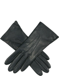 Dents Women's Unlined Hairsheep Leather Gloves In Navy