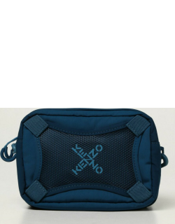 Kenzo bag in technical canvas and mesh