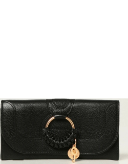 Wallet SEE BY CHLOÉ Women colour Black