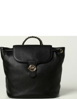 Mina Michael Michael Kors backpack in textured leather