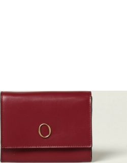 Wallet ORCIANI Women colour Red