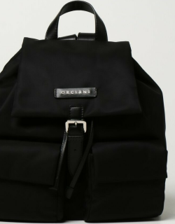 Backpack ORCIANI Women colour Black
