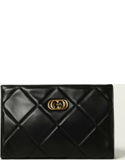 La Carrie bag in quilted leather