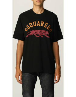 Dsquared2 cotton Tshirt with print