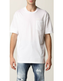 Dsquared2 cotton Tshirt with pocket