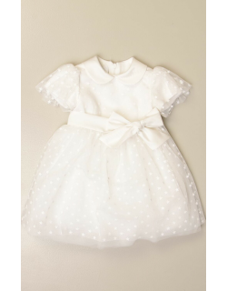 Light Colors tulle dress with allover stars
