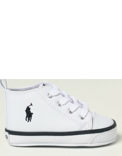 Polo Ralph Lauren cradle shoes in synthetic leather