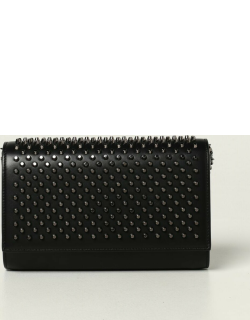 Paloma Christian Louboutin shoulder bag in leather with studs