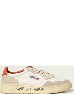 Autry trainers in leather and suede