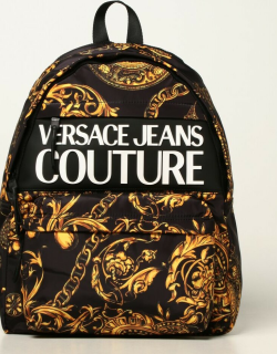 Versace Jeans Couture rucksack in baroque nylon