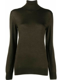 The Row Demme roll-neck top