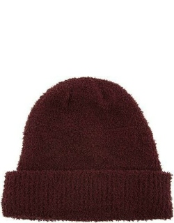 Dents Women's Knitted Soft Yarn Hat In Claret