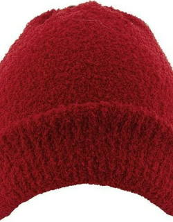 Dents Women's Knitted Soft Yarn Hat In Berry