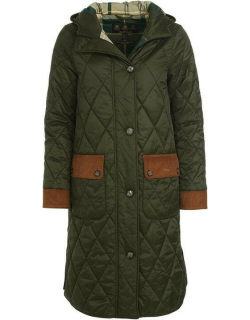 Barbour Mickley Quilted Jacket - Sage/Ancient